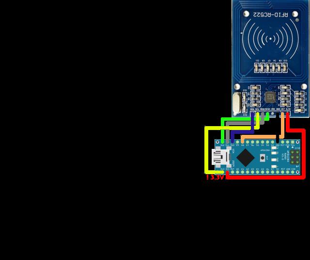 Ozeki - NFC Reader Arduino Nano