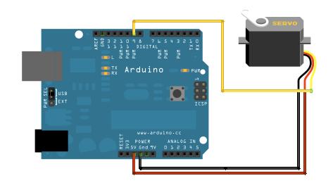 OZEKI - How to use a servo motor in arduino  OZEKI
