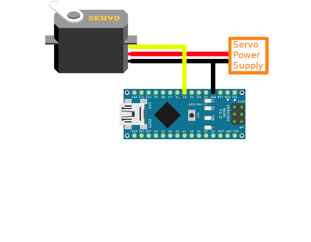 Ozeki servo motors arduino nano arduino nano asfbconference2016 Choice Image
