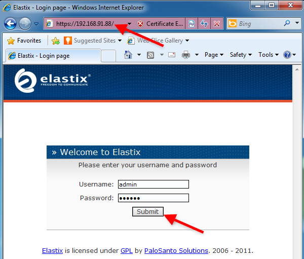 OZEKI - How to create a SIP account in Elastix