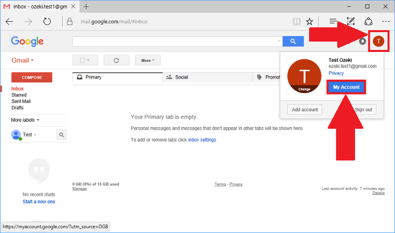 My Gmail Account Login Page How to Log In to Multiple Gmail