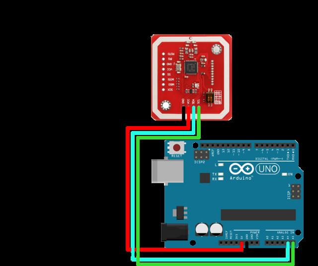 OZEKI - NFC Reader Arduino Uno