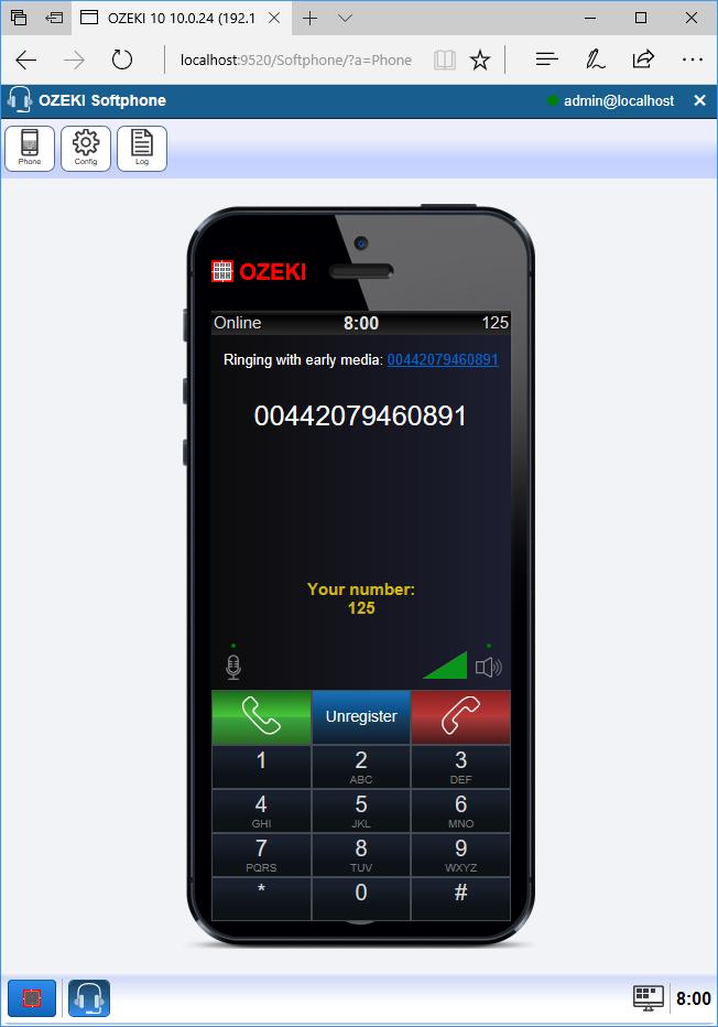 OZEKI - Apps Softphone