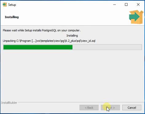 OZEKI - PostgreSQL Installation